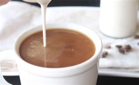 Creamer Coffee dairy free quot heavy quot gluten free fix