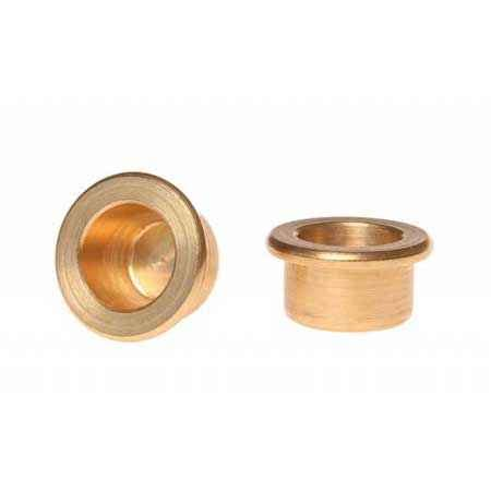 Kerzenhalter Ring brass candleholder for birthday ring by grimm s spiel und
