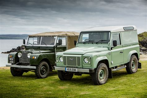first land rover land rover defender heritage edition review 2015 first drive
