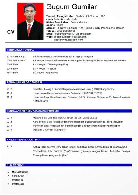 membuat database yang baik cara membuat resume jobsdb 25 ide terbaik tentang riwayat