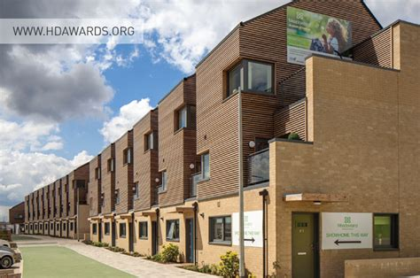 Riverside Housing Authority by Barking Riverside Buzzards Court Ig11