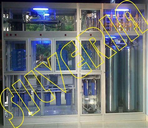 1 Set Mesin Air Isi Ulang mesin alat depot air minum isi ulang galon harga alat