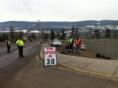 Rcmp Background Check Rcmp Conduct Traffic And Speed Enforcement Near School Zones My Cariboo Now