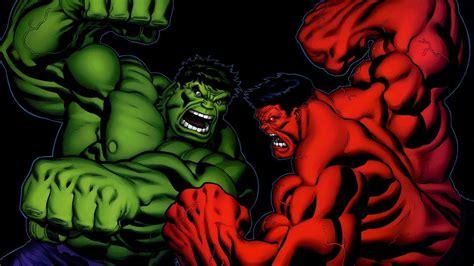 wallpaper cartoon hulk red hulk wallpapers wallpaper cave