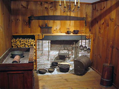 kitchen cabinet 1800s the way we cooked 7 historic kitchens boston com