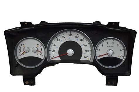 online service manuals 1994 dodge colt instrument cluster 2009 dodge dakota dash repair image 2009 dodge dakota 2wd crew cab st dashboard size