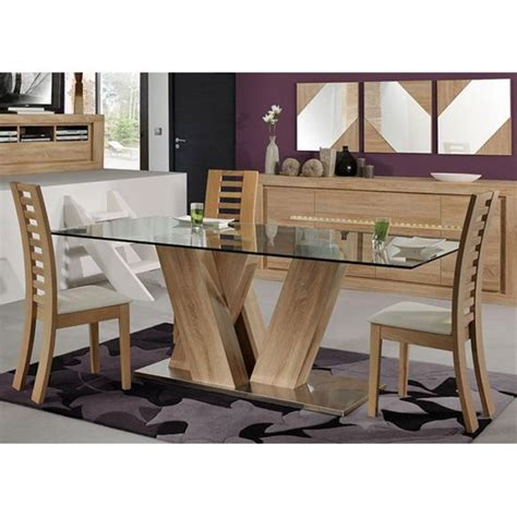 6 seater dining table and chairs season glass top 6 seater dining table with season chairs