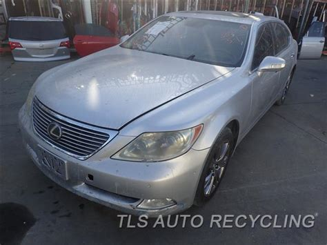 how make cars 2007 lexus ls spare parts catalogs parting out 2007 lexus ls 460 stock 7192gy tls auto recycling