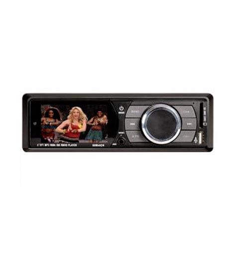 Vox Auto by Vox V5661t Single Din Car Stereo Buy Vox V5661t Single
