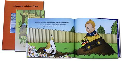 a s book children s book printing