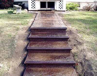 How To Build Concrete Steps concrete steps and concrete stairs why to use concrete to build your stairs