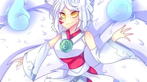 Yumiko Maxy by Brawlhalla Yumiko Speed Paint