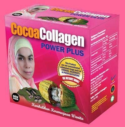 cocoa collagen power plus 3 boxes free poslaju 11street