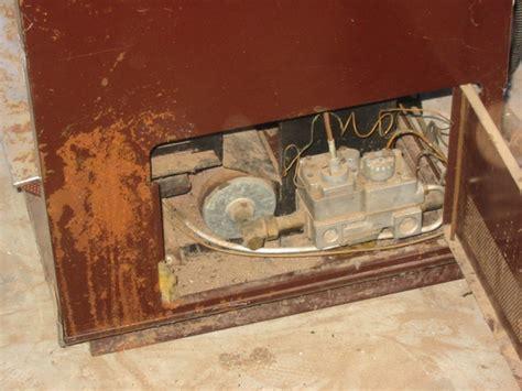 warm morning gas heater   locke stove  nex