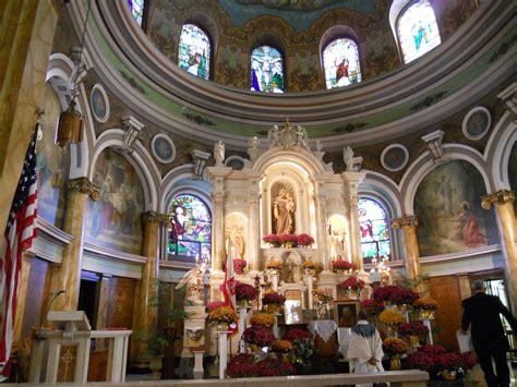 mass at st joseph church