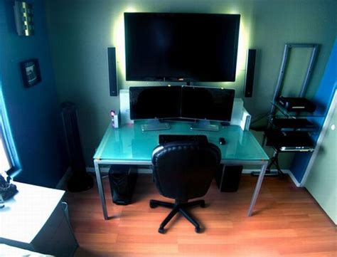home office desk setup mashup 20 of the coolest home office workstation setups