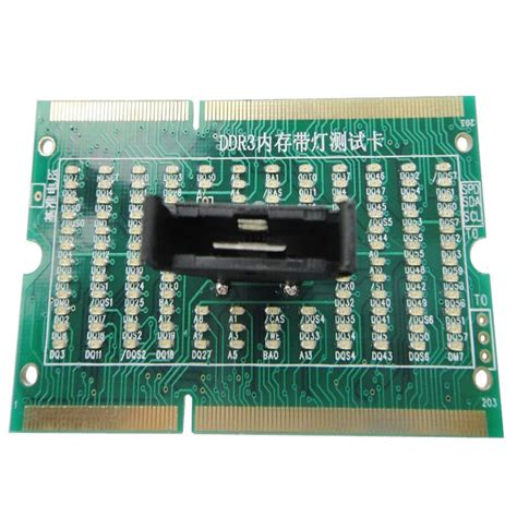 Sale Kancing Slot Memory sale new arrival 1pcs ddr3 memory slot tester card