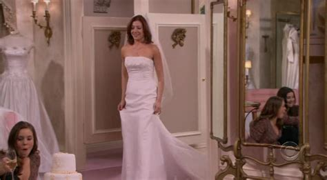 How I Met Your Wardrobe by Image Wedding Dress Shopping Png How I Met Your