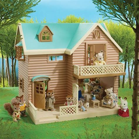 sylvanian haus larchwood lodge uk 4741 sylvanian families our