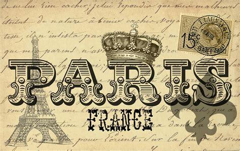 printable paris pictures 7 best images of printable vintage paris postcard free