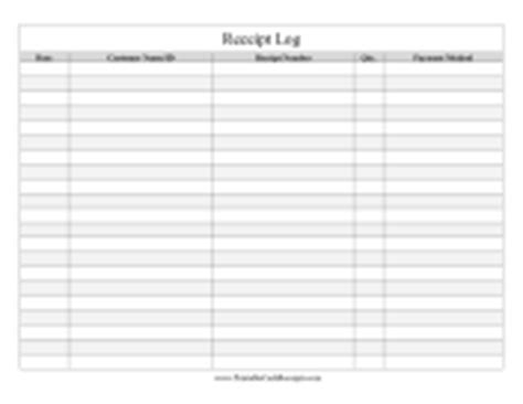 payment receipt log template search results for printable payment log calendar 2015