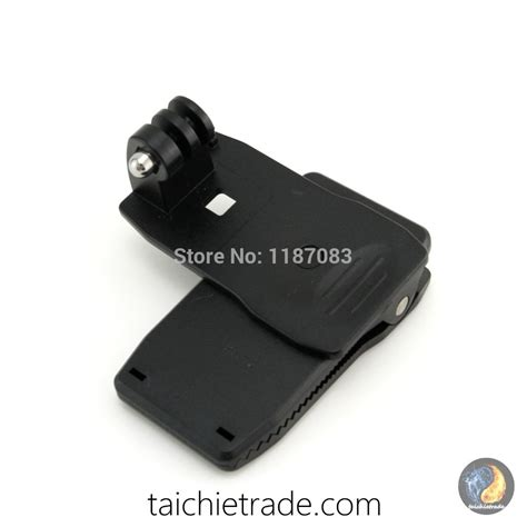 Clip Gopro aliexpress buy 360 degree rotary clip mount for