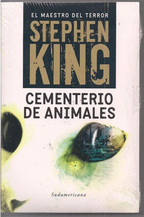 libro cementerio de animales rese 209 a cementerio de animales stephen king ladrona de libros
