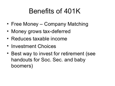 section 401 k 401 k the best vehicle for wealth accumulation