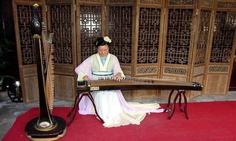 Senar Guzheng 21 Senar guzheng alat musik tradisional khas tiongkok tionghoa