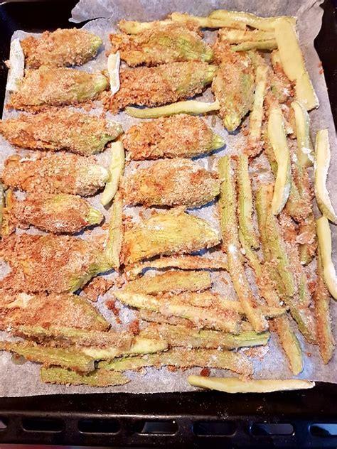 fiori di zucchine ripieni al forno fiori di zucca ripieni al forno una pizza per amica