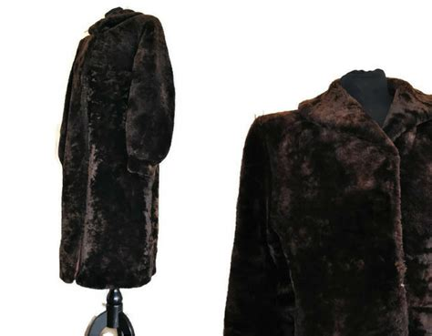 1940 s beaver fur coat just vintage clothing co