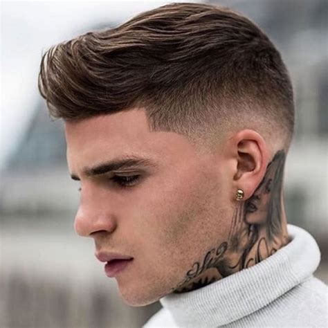 boys haircut styles long in front short in back 60 pompadour haircut suggestions for 2016