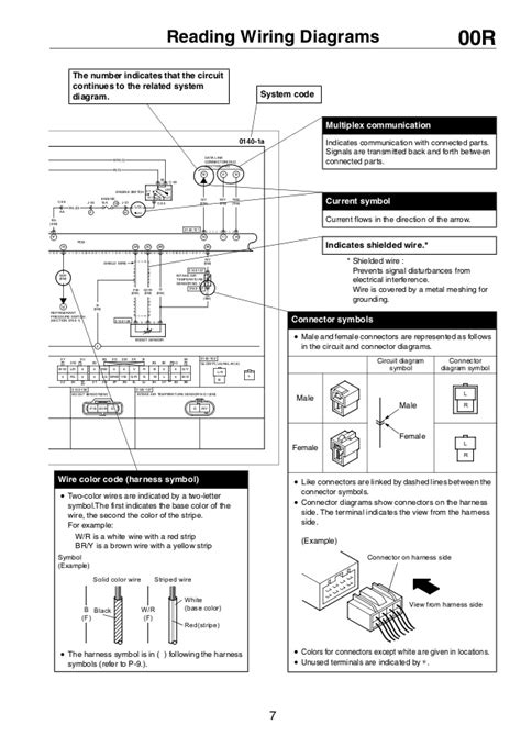 ford courier wiring diagram wiring diagram fuse box