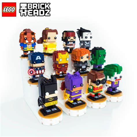 Lego Brickheadz Sdcc 41497 Spider Venom Original sdcc 2017 brickheadz candidbricks