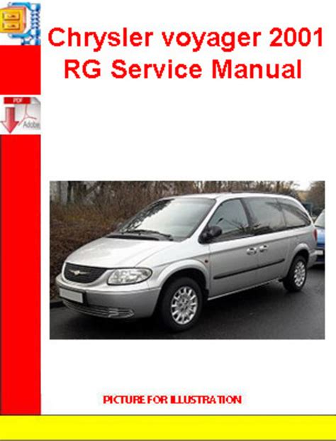 service manual 2001 chrysler voyager workshop manuals free pdf download dodge service repair service manual 2001 chrysler voyager workshop manuals free pdf download 2001 dodge caravan