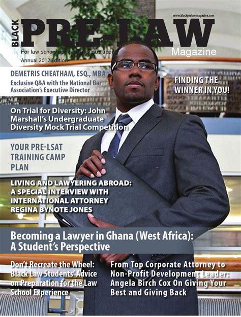 Black Mba Magazine by Black Pre Magazine Annual 2012 Edition By Black Pre