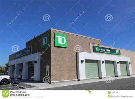 dt bank news td bank editorial stock photo image 32525748
