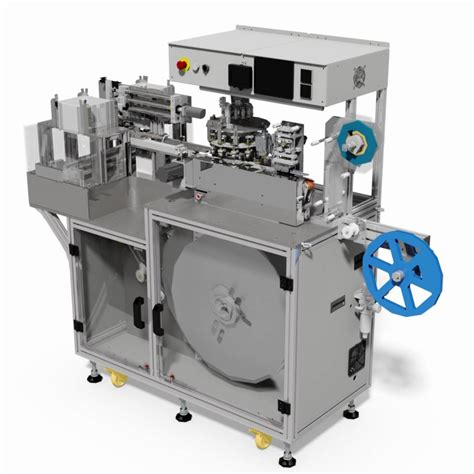 inductor machine inductor testing packing automatic machine line detzo