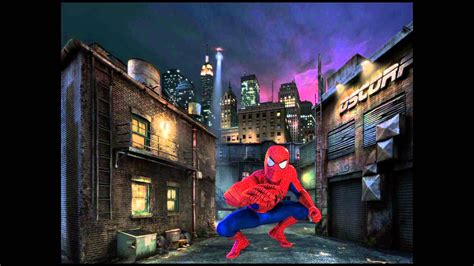 the amazing adventures of the amazing adventures of spider man scene 1 youtube