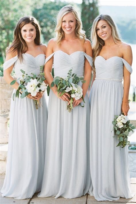 Chiffon Bridesmaid Dress by Kennedy In Chiffon Bridesmaid Dresses Revelry