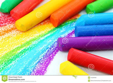 Crayon Pastel pastel crayons stock image image of background color 15226403