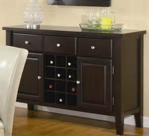 Dining Room Buffet Servers by Carter Buffet Style Server