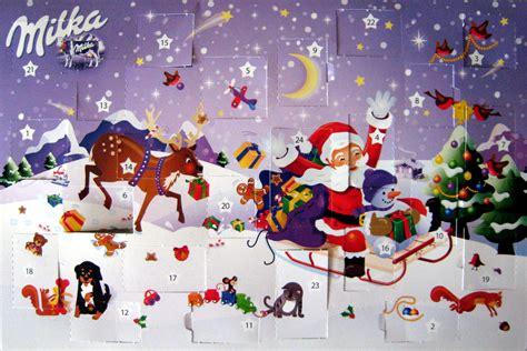 Calendrier De L Avent Chocolat Carrefour Calendrier De L Avent 24 Figurines De Chocolat Milka 200 G
