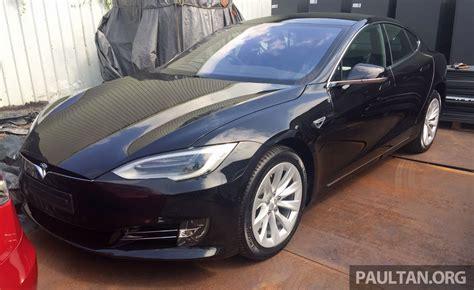 Tesla Model S Insurance Batch Of Tesla Model S On Way In To Malaysia
