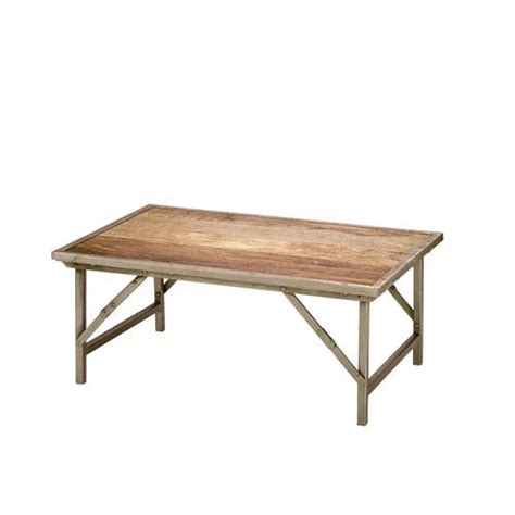 Jamie Young Company Caign Folding Coffee Table On Sale Folding Coffee Tables For Sale
