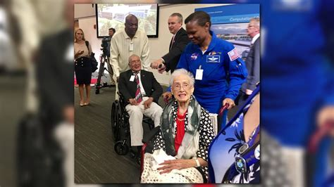 katherine johnson atlanta 11alive nasa legend katherine johnson honored in hton