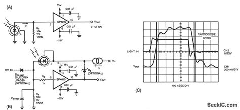 photodiode ultrafast photodiode nonlinearity 28 images tips on designing with analog ics used in all types of
