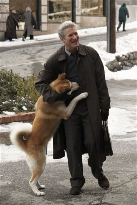 Hachi: A Dog's Tale | THE FILM YAP Hachiko Movie