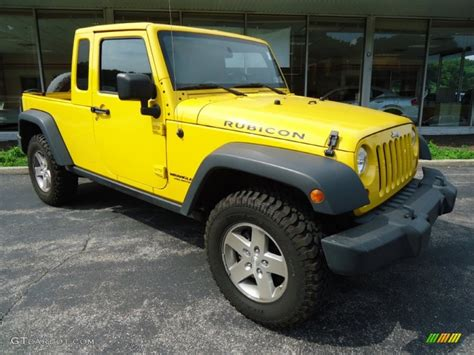 jeep rubicon yellow detonator yellow 2008 jeep wrangler unlimited rubicon jk 8