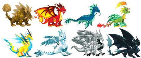 fans dragon city dragones elementales